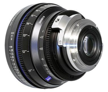 Zeiss Compact Prime CP.2 15mm/T2.9 EF Mount