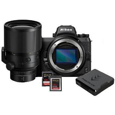 Nikon Z Bokeh Portraits Kit