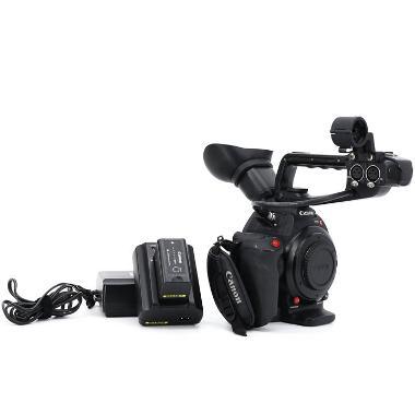 Canon C100 Mark II EF Mount