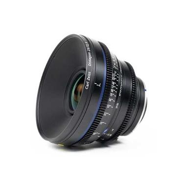Zeiss Compact Prime CP.2 25mm/T2.9 ZF Nikon Mount