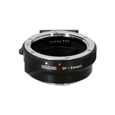 Canon EF Lens to Sony NEX Camera Metabones Smart Adapter IV