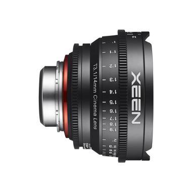 Rokinon Xeen 14mm T3.1 PL Mount Lens