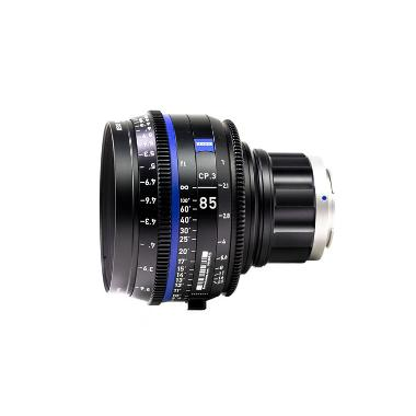 Zeiss CP.3 85mm T2.1 Lens for Sony E Mount