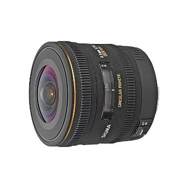 Sigma 4.5mm f/2.8 EX DC HSM Fisheye for Canon