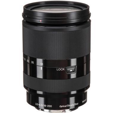 Sony 18-200mm f/3.5-6.3 LE OSS