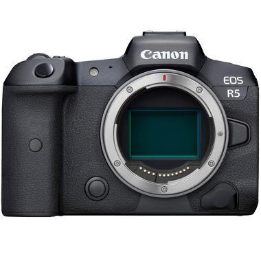 Canon EOS R5 Mirrorless Digital Camera