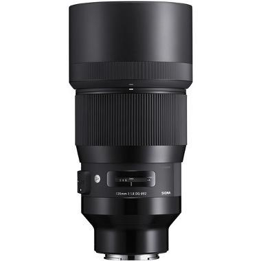 Sigma 135mm f/1.8 DG HSM Art Lens for Sony