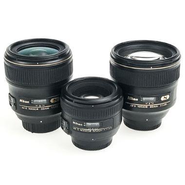 Nikon Prime Lens Essentials Kit