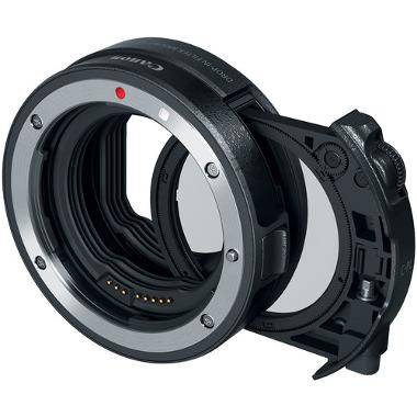 Canon EF to EOS R Polarizing Filter Adapter