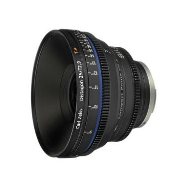 Zeiss Compact Prime CP.2 25mm/T2.9 EF Canon Mount