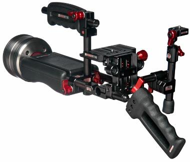 Zacuto Fee-N-G DSLR ENG-Style Camera Support