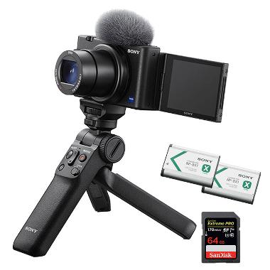 Sony ZV-1 Vlogger Essentials Package