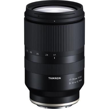 Tamron 17-70mm f/2.8 Di III-A VC RXD Sony E Mount Lens