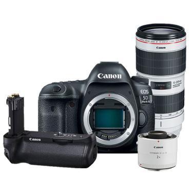 Canon 5D Mark IV Sports/Wildlife Kit