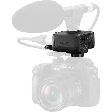 Panasonic XLR Microphone Adapter
