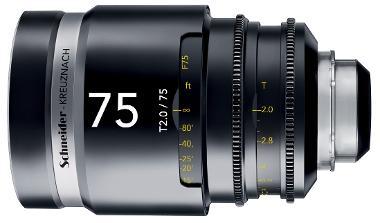 Schneider Cine-Xenar III 75mm/T2.0 (EF Mount)
