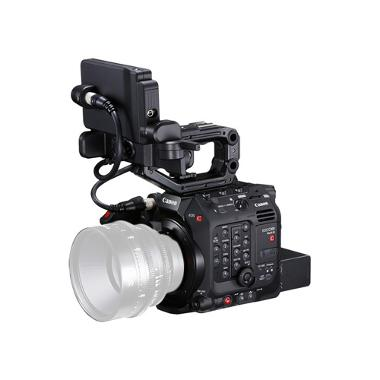 Canon C300 Mark III EF Mount Cinema Camera