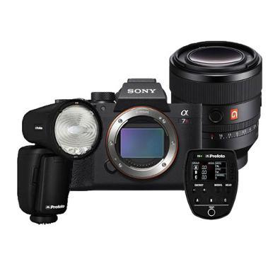 Sony a7R IV Portrait Kit