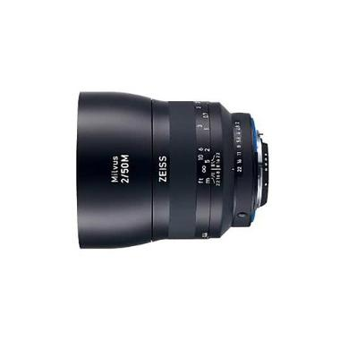 Zeiss Milvus 50mm f/2 ZF.2 Lens for Nikon F Mount
