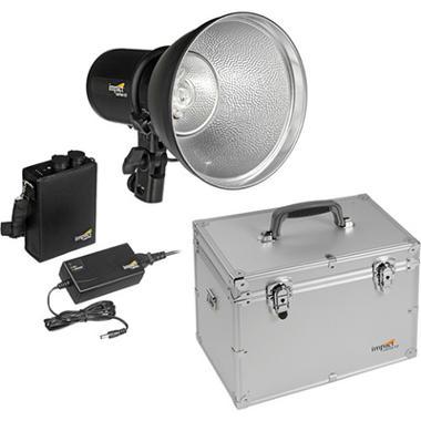 Impact 400W/s LiteTrek Monolight Kit