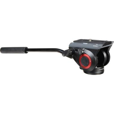 Manfrotto 500AH Fluid Video Head with Flat Base