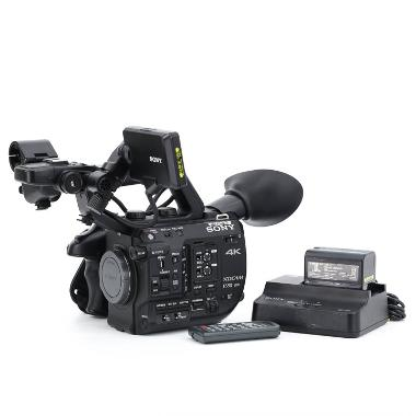Sony PXW-FS5 II XDCAM Super 35 Camera