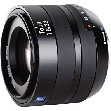 Zeiss Touit 32mm f/1.8 Lens for Fuji X-Mount