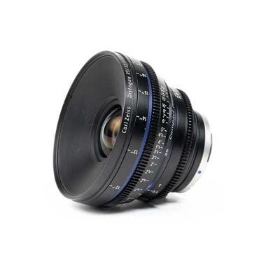 Zeiss Compact Prime CP.2 35mm/T2.1 EF Canon Mount
