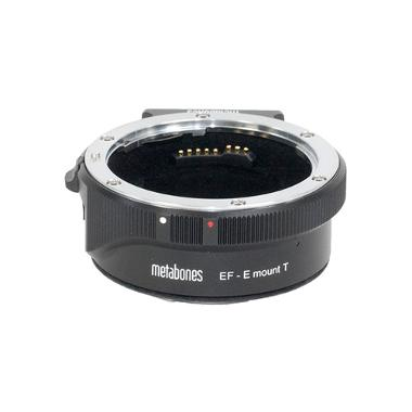 Canon EF Lens to Sony E Mount Camera Metabones T Smart Adapter V