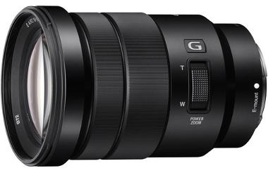 Sony E-Mount PZ 18-105mm f/4 G OSS Lens