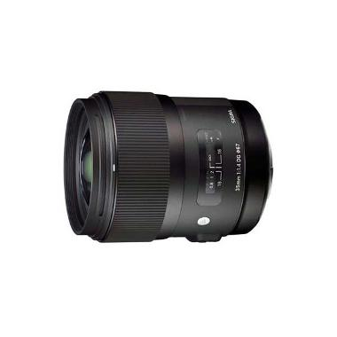 Sigma 35mm f/1.4 DG HSM A1 Lens for Sony