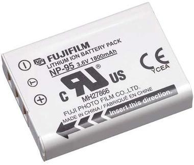 Extra Fuji NP-95 Battery