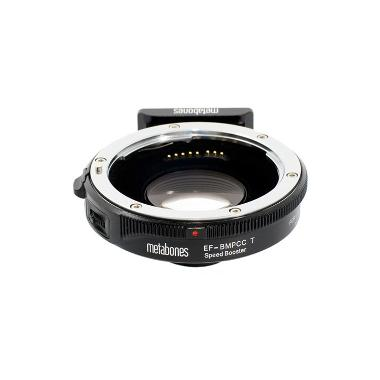 Canon EF Lens to Blackmagic Pocket Cinema Camera Metabones T Speed Booster