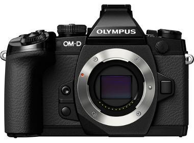 Olympus OM-D E-M1 Micro 4/3 Digital Camera