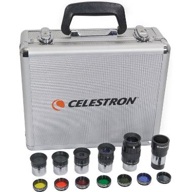 Celestron Telescope 1.25in Eyepiece and Filter Kit