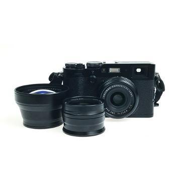 Fuji X100F Conversion Lens Travel Kit