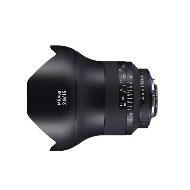 Zeiss Milvus 15mm f/2.8 ZF.2 Lens for Nikon F Mount