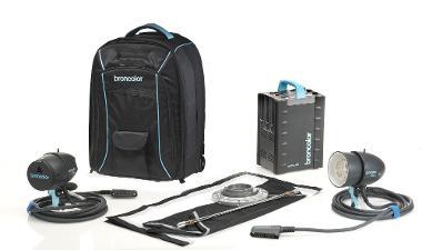 Broncolor 2400W/s Senso 42 Flash Kit