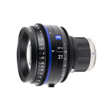 Zeiss CP.3 21mm T2.9 Lens for Sony E Mount