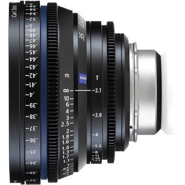 Zeiss Compact Prime CP.2 35mm/T2.1 Micro 4/3 Mount