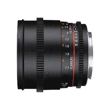 Rokinon 85mm T1.5 DS Cine EF Mount Lens