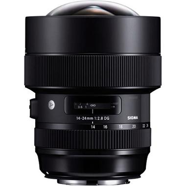 Sigma 14-24mm f/2.8 Art Lens for Canon