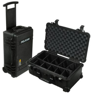 Pelican Carry On 1510 Rolling Camera Case