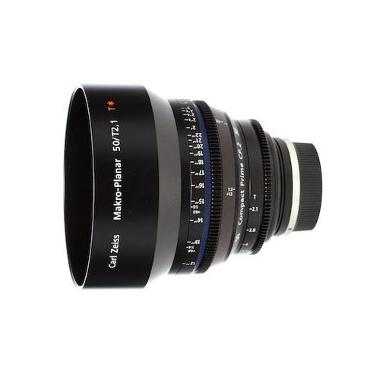 Zeiss CP.2 50mm T2.1 Makro Lens for Canon EF Mount