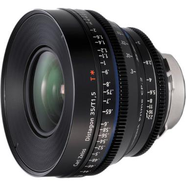 Zeiss Compact Prime CP.2 35mm/T2.1 PL