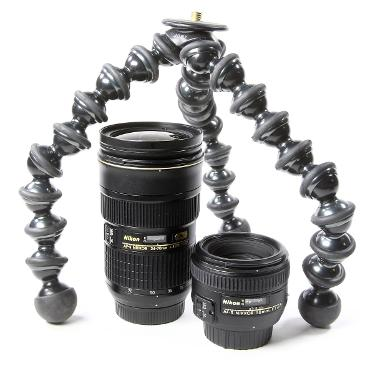 Travel Photography Essentials Package (No Body) - Nikon