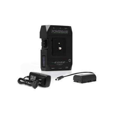 Core SWX Powerbase Edge LP-E6 Battery Bundle for Blackmagic/Canon