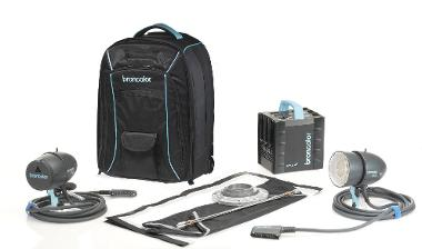 Broncolor 1200W/s Senso 22 Flash Kit