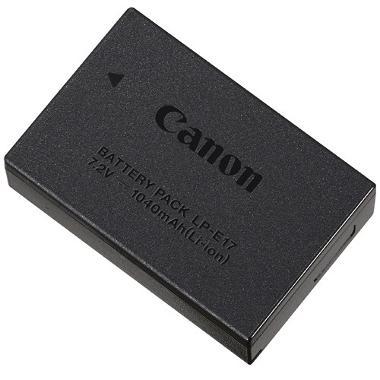 Extra Canon LP-E17 Battery