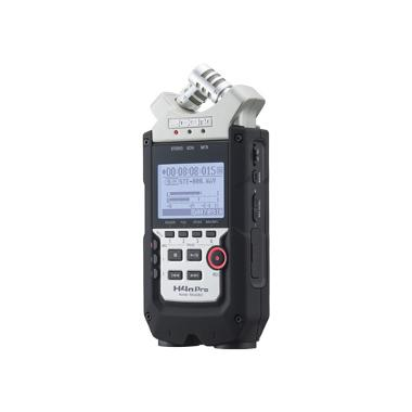 Zoom H4n Pro 4-Track Recorder